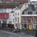 Tate Modern's neighbours